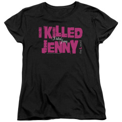 Image for The L Word Woman's T-Shirt - I Killed Jenny
