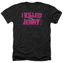 Image for The L Word Heather T-Shirt - I Killed Jenny