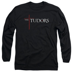 Image for The Tudors Long Sleeve T-Shirt - Logo