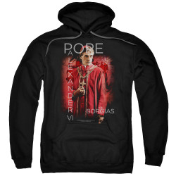 Image for The Borgias Hoodie - Pope Alexander VI