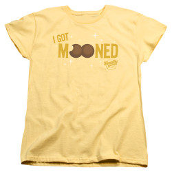 Image for Moon Pie I Got Mooned Woman's T-Shirt