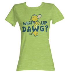 Image for Popeye Girls T-Shirt - Watup Dog