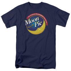 Image for Moon Pie Current Logo T-Shirt