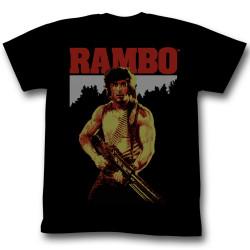 Image for Rambo T-Shirt - Real