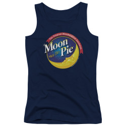 Image for Moon Pie Girls Tank Top - Current Logo