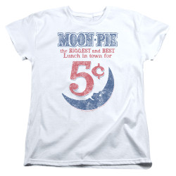 Image for Moon Pie Lunch Munch Woman's T-Shirt