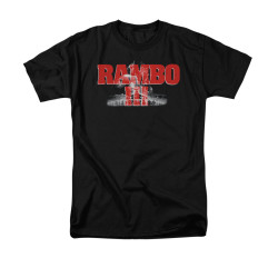 Image for Rambo T-Shirt - John Rambo