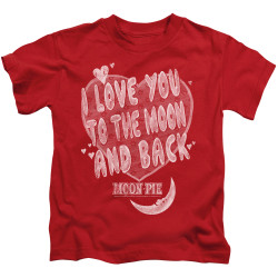 Image for Moon Pie I Love You Kids T-Shirt