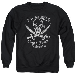 Image for The Princess Bride Crewneck - The Real Dread Pirate Roberts