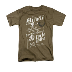 Image for The Princess Bride T-Shirt - Miracle Max