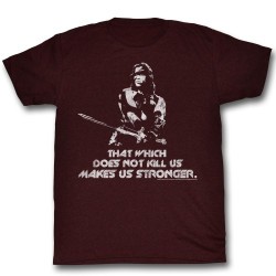 Conan the Barbarian T-Shirt - Whatever Doesn't Kill Us