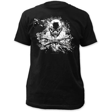 Image for The Walking Dead T-Shirt - Skull & Bones