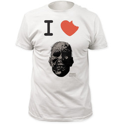 Image for The Walking Dead T-Shirt - I Heart Zombie