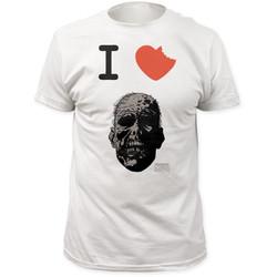 The Walking Dead T-Shirt - I Heart Zombie