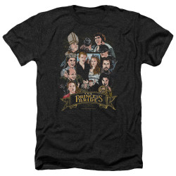 Image for The Princess Bride Heather T-Shirt - A Timeless Tale