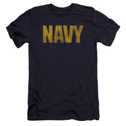 Image for U.S. Navy Premium Canvas Premium Shirt - Logo