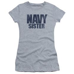 Image for U.S. Navy Girls T-Shirt - Sister