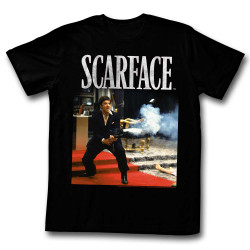 Image for Scarface T-Shirt - Hello Friend