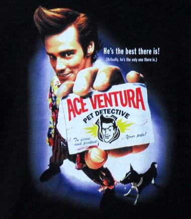 Image for Ace Ventura Pet Detective T-Shirt