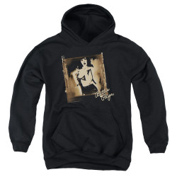 Image for Bettie Page Youth Hoodie - Exposed