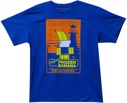 Image Closeup for Arrested Development Classic Banana Stand Logo T-Shirt
