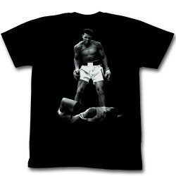 Image for Muhammad Ali T-Shirt - Ali Over Liston