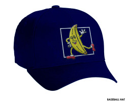 Image for Arrested Development Bluth's Frozen Banana Stand Baseball Hat
