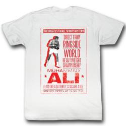 Muhammad Ali T-Shirt - Poster