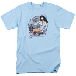 Image for Bettie Page T-Shirt - Cowgirl