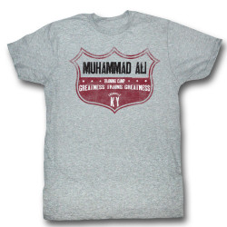 Image for Muhammad Ali T-Shirt - Crest