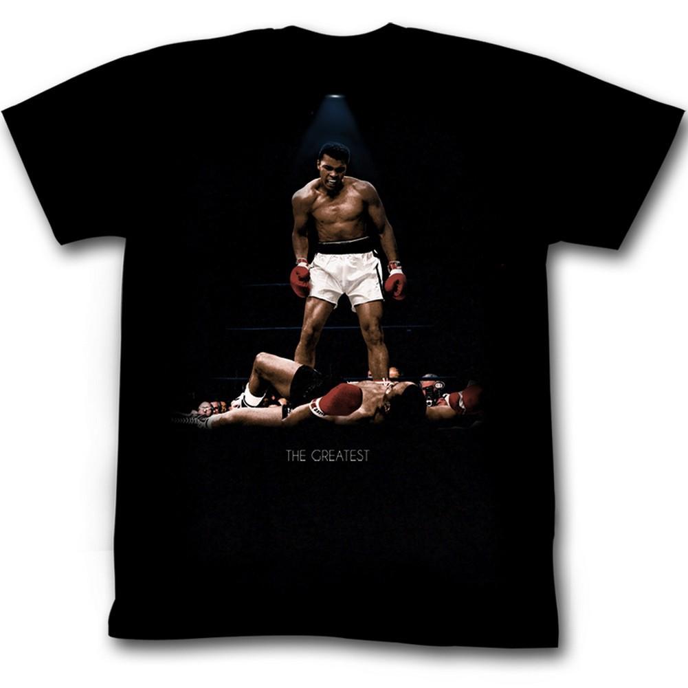 401a1bb09f Muhammad Ali T-Shirt - All Over Again - NerdKungFu