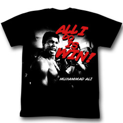 Image for Muhammad Ali T-Shirt - Look at Him Go