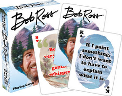 Image for Bob Ross Playing Cards