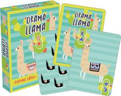 Image for Drama Llama Playing Cards