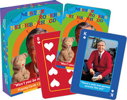 Image for Mr. Rogers Playing Cards