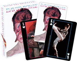 Image for David Bowie Playing Cards