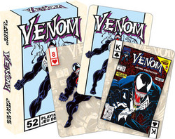 Image for Venom Playing Cards