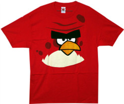 Image Closeup for Angry Birds Big Brother T-Shirt