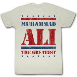 Image for Muhammad Ali T-Shirt - Stars & Stars & Stars