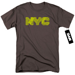Image for New York City T-Shirt - Map