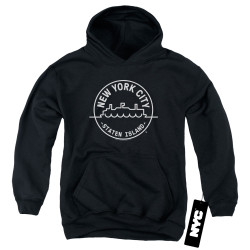 Image for New York City Youth Hoodie - See NYC Staten Island