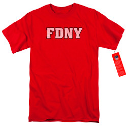 Image for New York City T-Shirt - FDNY
