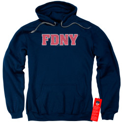 Image for New York City Hoodie - Classic FDNY
