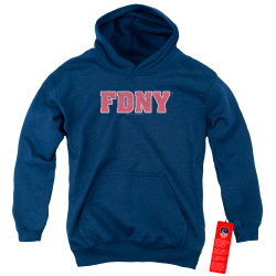 Image for New York City Youth Hoodie - Classic FDNY