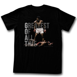 Image for Muhammad Ali T-Shirt - G.O.A.T Greatest of All Time