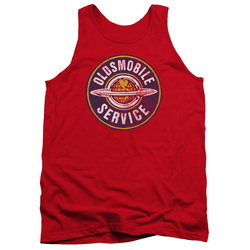 Image for Oldsmobile Tank Top - Vintage Service