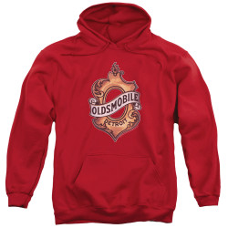 Image for Oldsmobile Hoodie - Detroit Emblem
