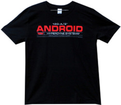 Image for Alien Weyland-Yutani Android Logo T-Shirt