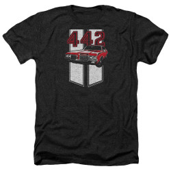 Image for Oldsmobile Heather T-Shirt - 442