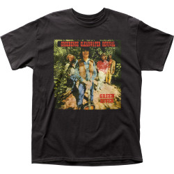 Image for Creedence Clearwater Revival Green River T-Shirt